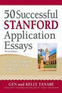 50 Successful Stanford Application Essays PDF