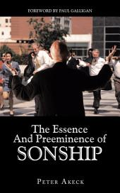 The Essence And Preeminence of SONSHIP