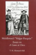 Middleton s  Vulgar Pasquin  PDF