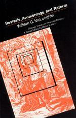 Revivals, Awakening and Reform