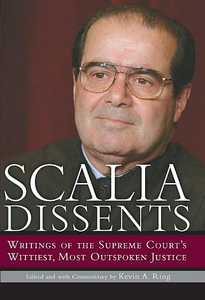 Download Scalia Dissents Book