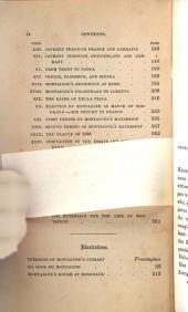 Montaigne the essayist: A biography, Volume 2