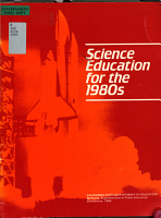 Science Education for the 1980s PDF