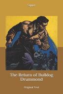 The Return of Bulldog Drummond PDF