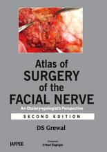 Atlas of Surgery of the Facial Nerve PDF