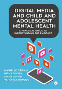 Digital Media and Child and Adolescent Mental Health