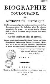 Biographie toulousaine
