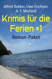 Krimis für die Ferien #1: Roman-Paket
