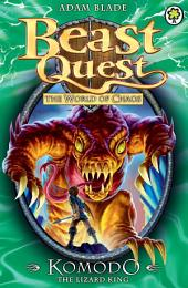 Beast Quest: Komodo the Lizard King: Book 1