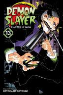 Demon Slayer: Kimetsu no Yaiba, Vol. 13