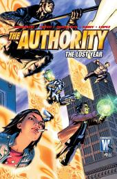 The Authority: The Lost Year (2009-) #9