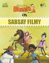 Chhota Bheem Vol. 78: Sabsay Filmy