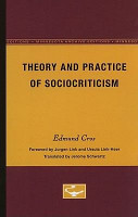 Theory and Practice of Sociocriticism PDF