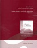 Study Guide for Human Sexuality in a World of Diversity