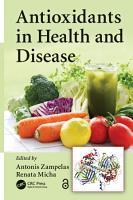 Antioxidants in Health and Disease PDF