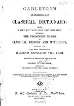 Carleton's Condensed Classical Dictionary