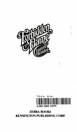 Forbidden Flame PDF