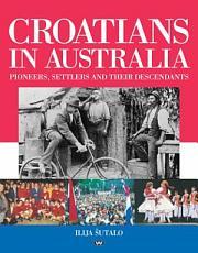 Croatians in Australia PDF