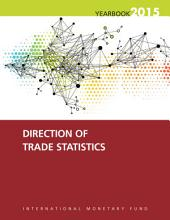 Direction of Trade Statistics Yearbook  2015 PDF