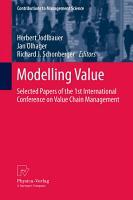 Modelling Value PDF