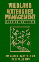 Download Wildland Watershed Management Book