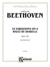 Diabelli Variations: For Piano Solo
