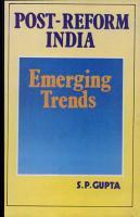Post reform India PDF
