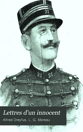 Lettres d'un innocent: the letters of Captain Dreyfus to his wife