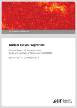 Nuclear Fusion Programme  Annual Report of the Association Karlsruhe Institute of Technology EURATOM   January 2013   December 2013 PDF