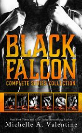 Black Falcon: Complete Series Collection