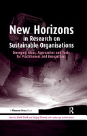 New Horizons in Research on Sustainable Organisations