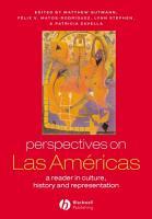 Perspectives on Las Am  ricas PDF