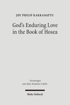 God s Enduring Love in the Book of Hosea