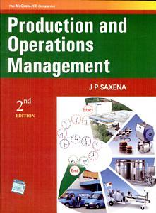 Prod   Oper Mgmt 2E Book