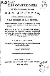 Las Confesiones de San Agustín: enteramente conformes a la edición de San Mauro, Volumen 2