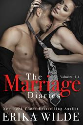 The Marriage Diaries (Volumes 1-4)