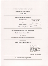 United States of America V. Crockett: Issues 94-3217