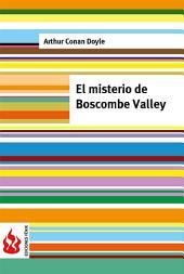 El misterio de Boscombe Valley (low cost). Edición limitada