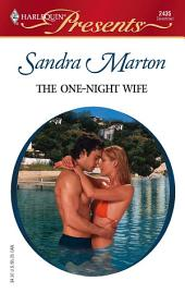 The One-Night Wife