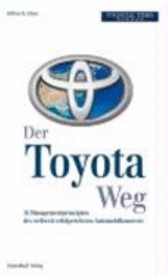 Der Toyota Weg PDF
