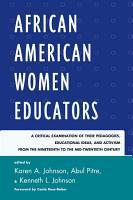 African American Women Educators PDF