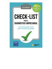 Check-list para el diagnóstico empresarial: Una herramienta clave para el control de gestión