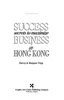 Success Secrets to Maximize Business in Hong Kong PDF