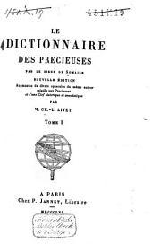 Le dictionnaire des précieuses: Préface