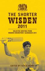 The Shorter Wisden 2011