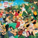 Beryl Cook Good Times 1000 Jigsaw