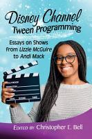 Disney Channel Tween Programming PDF