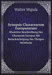 Synopsis Characearum Europaearum