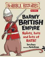 Horrible Histories  Barmy British Empire PDF