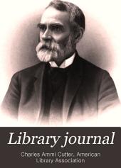 Library Journal: Volume 16